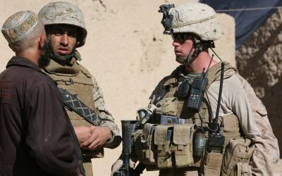 The Armchair Strategist #1:  Our Afghan Friends And That Promise