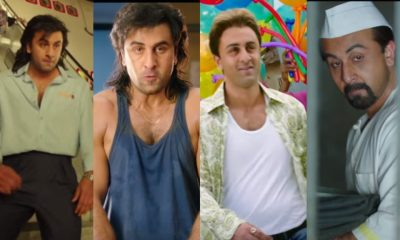 Drugs, Love, Underworld The Sanju Trailer Emphasis The Worst Phase Of Sanjay Dutt's Life