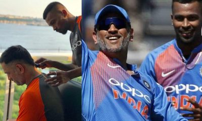 Hardik Pandya's Birthday Present For MS Dhoni Is Humorous But Dhoni Wins The Show With His Epic Reply