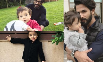 It Is Shahid Kapoor and Mira Rajput's Daughter Misha's Birthday And We Share 15 Adorable Pictures of the Little Munchkin