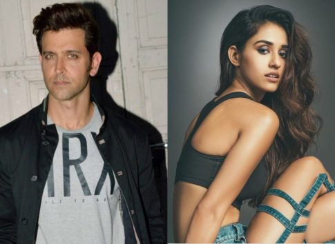 Hrithik Roshan Clears The Rumors On Misbehaving With Disha Patani