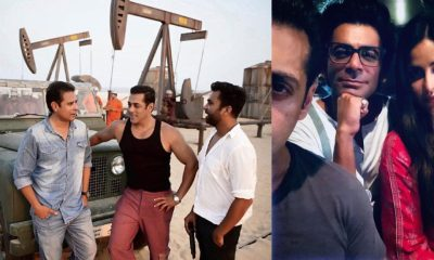 Ali Abbas Zafar's Bharat UAE Schedule Wrapped Up, Salman Khan, Katrina Kaif Go For Shopping With Cast & Crew