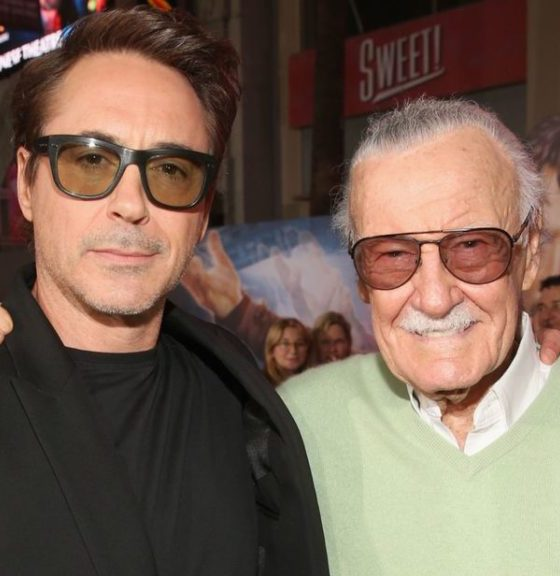 Marvel Legend Stan Lee Passes Away Captain America, Iron Man And Other Superheroes Mourn His Death.