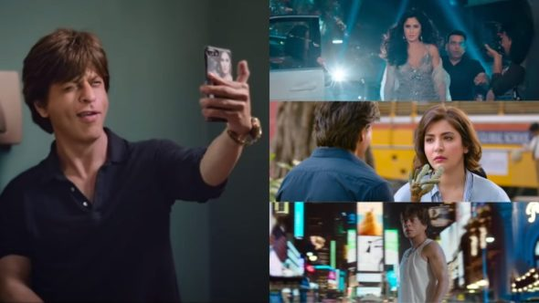 Shahrukh Khan's Zero Trailer Creates Havoc, Here Are Some Of The Funniest Memes