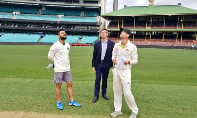 Twitter Blasts Virat Kohli For Wearing Shorts Outfit For Toss At Test Warm-Up Match