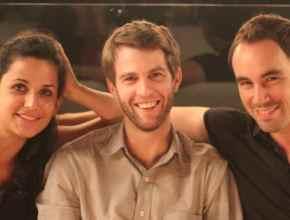 Antonia, Pierre & Jérémie