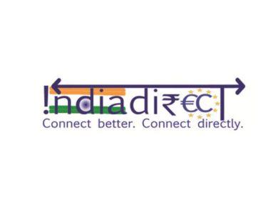 Loge de India Direct, le partenaire des PME françaises en Inde