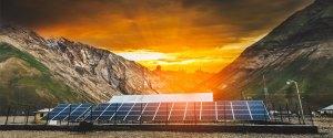 l'énergie solaire en Inde permet de developper des énergies propres et renouvelables dans un pays fortement exposé