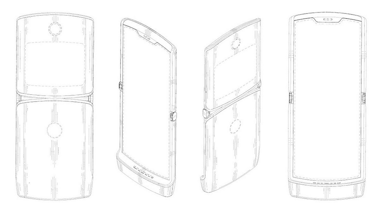 Moto Razr might return with a foldable screen in 2019