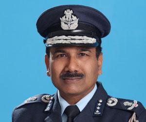 Air Marshal Arup Raha