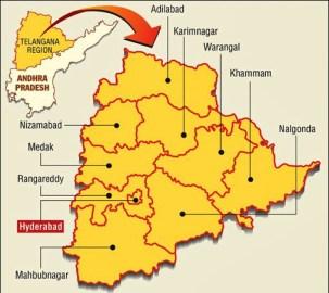 Telangana state