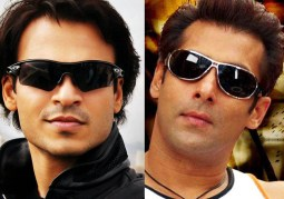 Vivek Oberoi and Salman