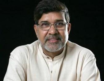 Noble Peace Prize Laureate Kailash Satyarthi