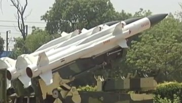 Aakash Air Defence system