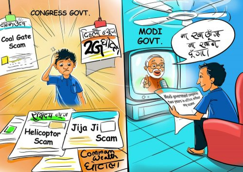 Modi Ji two year 16