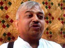 Swadeshi Jagaran Manch Chief Kashmiri Lal