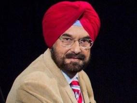 AAP leader Kanwar Sandhu