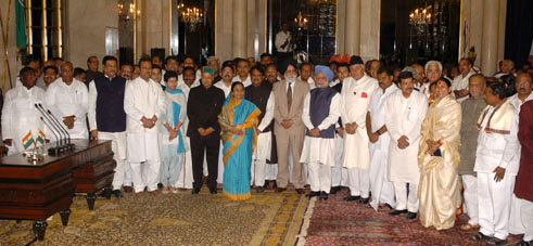 New cabinet Ministers of Govt of India