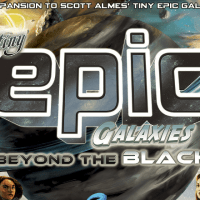 Tiny Epic Galaxies - Beyond the Black: Preview