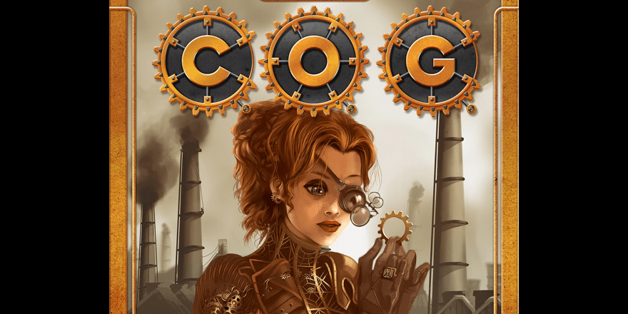 C.O.G.: Preview