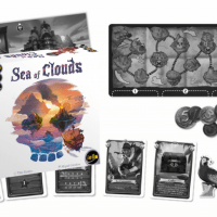 Sea of Clouds: Mechanical Exploration Review
