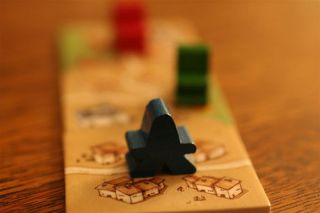 Carcassonne game photo