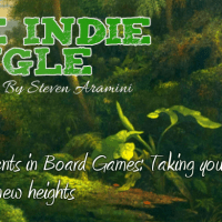 3D Elements in Board Games: Or All About Taking Your Game Designs to New Heights