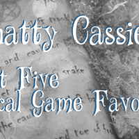 Chatty Cassie: First Five Magical Game Favorites
