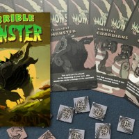 Terrible Monster: Review