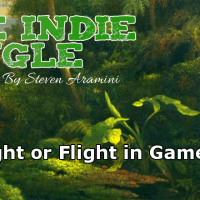 Fight or Flight in Game Design: Or All About Knowing When to Grapple With a Design and When to Run From It