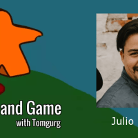 A Conversation With...Julio Nazario, Game Design Champion, part 1
