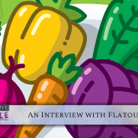 Flatout Games Wants You To Play With Your Veggies