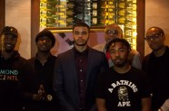 Casey Veggies, K Camp, King Mez, Tommie Smith, Sickamore