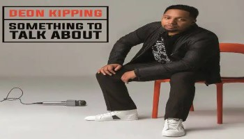 Deon Kipping's 'Something To Talk About' Available For Pre-Order