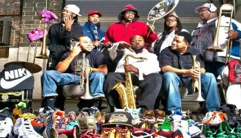 The Soul Rebels Join Nas at the 12th Annual Brooklyn Hip-Hop Festival