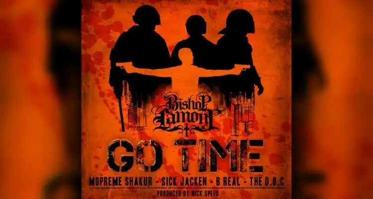 "Bishop Lamont - ""GO TIME"""