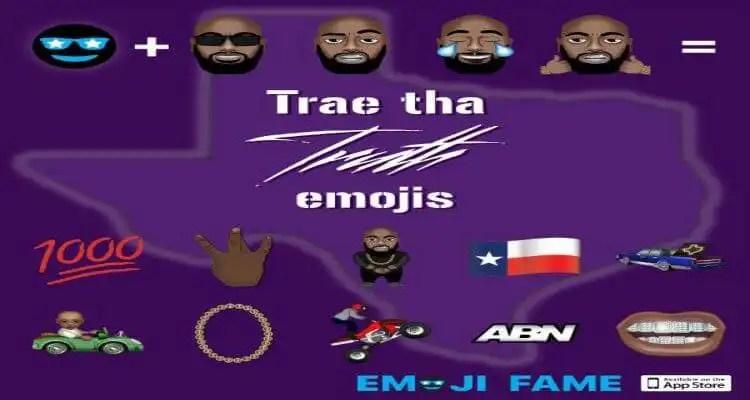 Trae Tha Truth Releases Emoji Flame