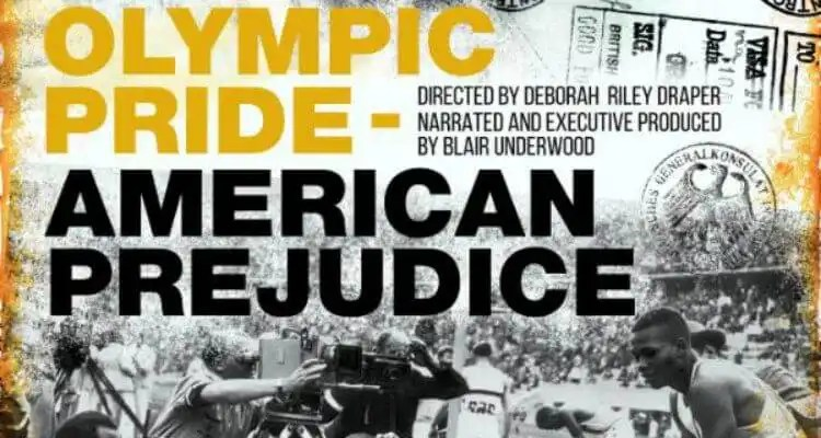 'Olympic Pride, American Prejudice' is now available on Streampix