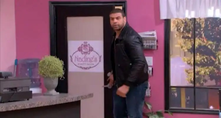 Shawne Merriman Guest Stars on Latest 'In the Cut' Episode
