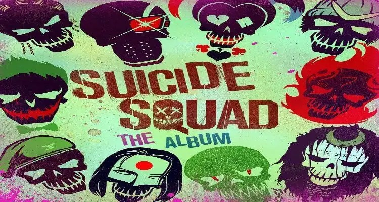 'Suicide Squad: The Album' Everywhere August 5th