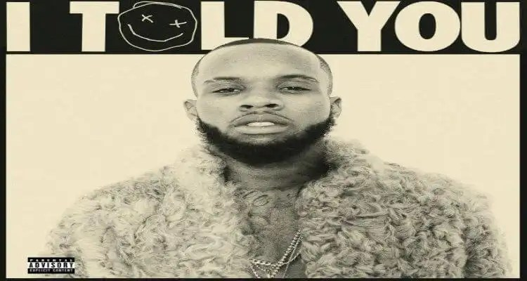 Tory Lanez 'Cold Hard Love'
