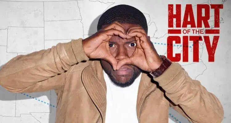 'Kevin Hart Presents: Hart of the City' Premieres October 2