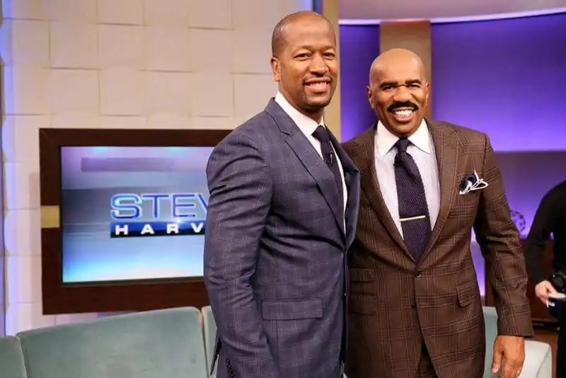 A.D. Dolphin Named Resident Expert at Steve Harvey Daytime Talk Show