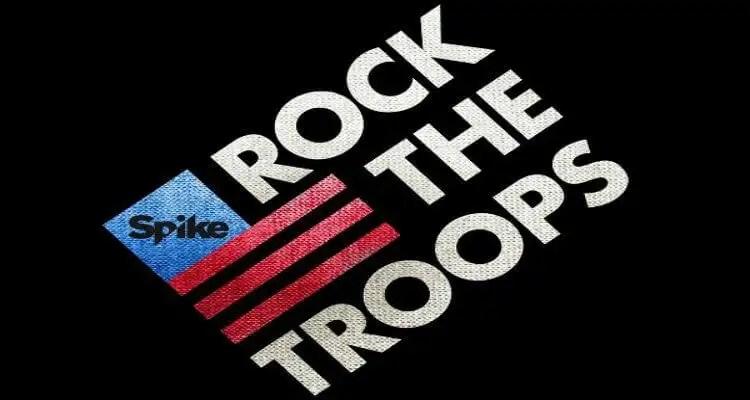 Dwayne Johnson's 'Rock the Troops' on Spike TV in December