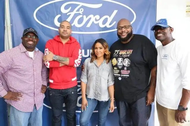 Ford Takes Over Magic City Classic with Yung Joc, Dana Dane and Chubb Rock