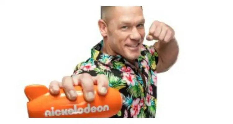 John Cena to Host Nickelodeon's 2017 Kids' Choice Awards