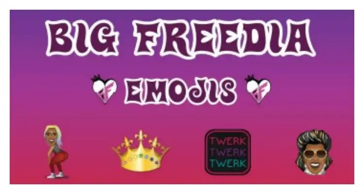Big Freedia Releases New Set of Twerk-tastic Emojis