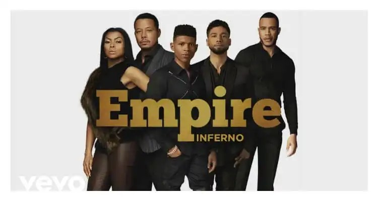 Empire Cast - Inferno ft. Remy Ma, Sticky Fingaz