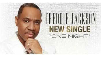 Freddie Jackson Releases New Single and Heads on Tour