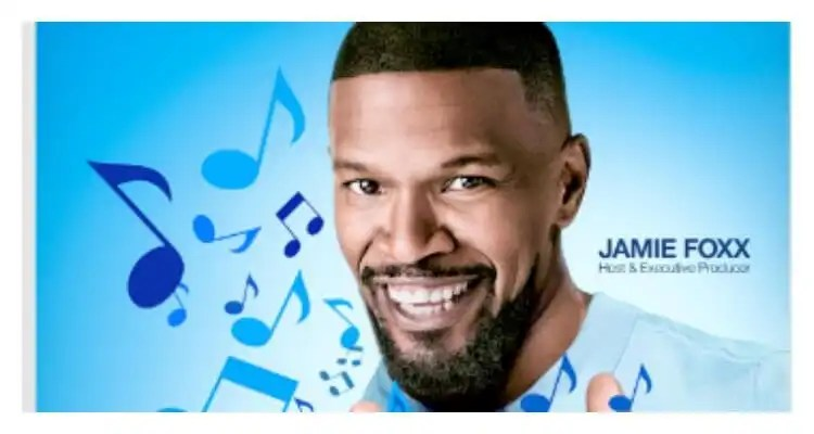 Jamie Foxx to Host Game Show 'Beat Shazam' on FOX